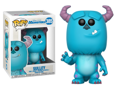 Pop! Disney: Monsters, Inc. - Sulley