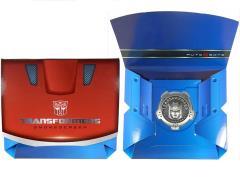 Transformers Masterpiece MP-19 Smokescreen Collector Coin