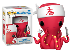 Pop! Disney: Monsters, Inc. - Chef