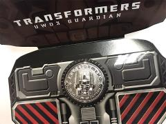Transformers Unite Warriors UW-03 Defensor Collector Coin