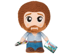 SuperCute Plushies: The Joy of Painting - Bob Ross