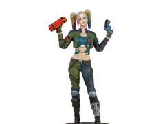DC Injustice Harley Quinn (Green Costume) PX Previews Exclusive Statue