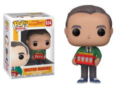 Pop! TV: Mister Rogers' Neighborhood - Mister Rogers