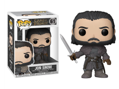 Pop! TV: Game of Thrones - Jon Snow (Season Seven)