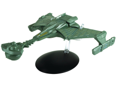 Star Trek Starships Collection Special Edition #13 Klingon Battle Cruiser (2009)