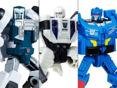 Transformers Power of the Primes Legends Wave 2 Set of 3 Figures