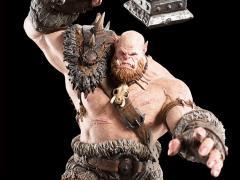 Warcraft Orgrim Doomhammer 1/10 Scale Statue