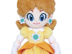 "Super Mario Princess Daisy 10"" Plush"