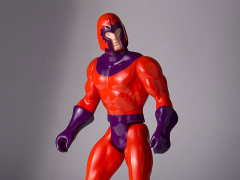 Marvel Secret Wars Magneto Jumbo Figure