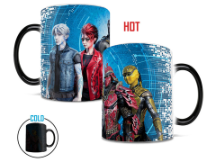 Ready Player One High Five Morphing Mug