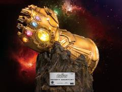 Avengers: Infinity War Master Craft MC-004 Infinity Gauntlet PX Previews Exclusive Statue