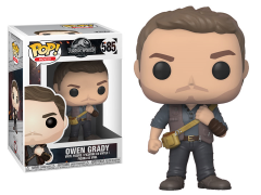 Pop! Movies: Jurassic World: Fallen Kingdom - Owen