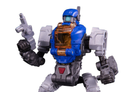 Diaclone Reboot - DA-21 Powered System Maneuver Alpha