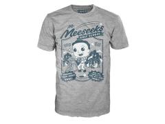 Pop! Tees: Rick and Morty - Mr. Meeseeks Golf