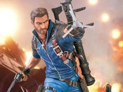 Just Cause 3 Rico Rodriguez Statue