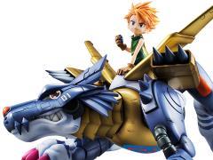 Digimon Adventure Precious G.E.M. Garurumon & Ishida
