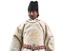 The Emperor Taizu of Ming Zhu Yuanzhang 1/6 Scale Figure