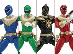 "Power Rangers Legacy 6"" Wave 5 Set of 4 Figures"