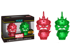 Marvel Hikari XS Hulk (Red & Green)