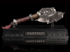 Warcraft Durotan's Axe 1/6 Scale Prop Replica