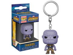 Pocket Pop! Keychain: Avengers: Infinity War - Thanos