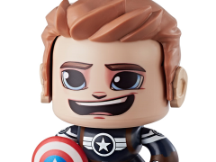 Marvel Mighty Muggs Captain America (Maskless)
