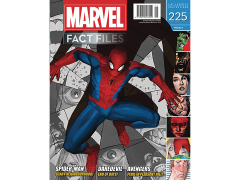 Marvel Fact Files #225