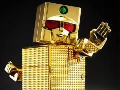 Golden Warrior Gold Lightan ES Gokin DX Gold Lightan