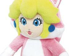 """Super Mario Princess Peach (Cat) 10"""" Plush"""