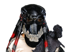Predators Deluxe Black Predator Mask