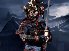 Warrior Women Series The Butterfly Helmets Warrior (Black Armor) 1/6 Scale Figure