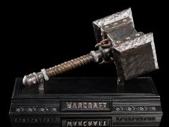 Warcraft Orgrim's Doomhammer 1/6 Scale Prop Replica