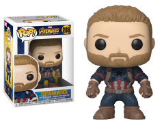 Pop! Marvel: Avengers: Infinity War - Captain America