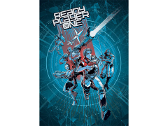 Ready Player One High Five MightyPrint Wall Art