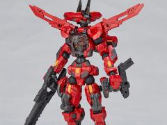 Assemble Borg NEXUS 026: Serevroid (Assault Red)