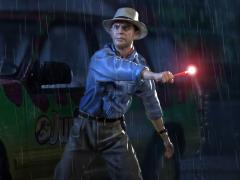 Jurassic Park Dr. Alan Grant 1/10 Art Scale Statue