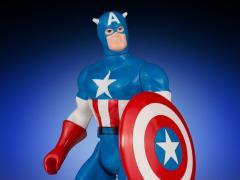 Marvel Secret Wars Captain America Jumbo Figure