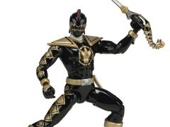 """Power Rangers Dino Thunder Legacy 6"""" Black Ranger"""
