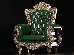Single Sofa (Green) 3.0 1/6 Scale Accessory