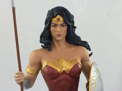 DC Rebirth Wonder Woman With Spear Statue SDCC 2017 Exclusive