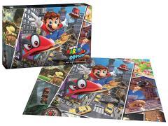 Super Mario Odyssey Snapshots Premium Puzzle