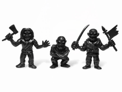 Iron Maiden M.U.S.C.L.E. Killers Three-Pack