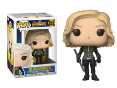 Pop! Marvel: Avengers: Infinity War - Black Widow