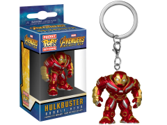 Pocket Pop! Keychain: Avengers: Infinity War - Hulkbuster