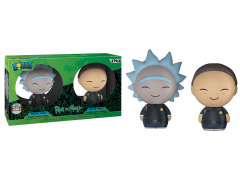 Dorbz: Rick and Morty Specialty Series - Police Rick & Police Morty Two-Pack