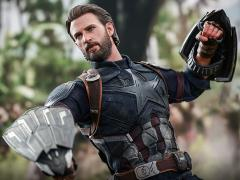 Avengers: Infinity War MMS480 Captain America 1/6th Scale Collectible Figure