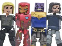 Avengers: Infinity War Marvel Minimates Box Set