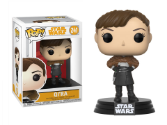 Pop! Solo: A Star Wars Story - Qi'Ra
