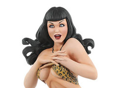 Bettie Page Limited Edition Statue