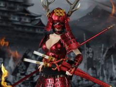 Warring State of Japanese Women Sanada xu Kyi Warrior Suit 1/6 Scale Accessory
